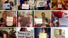 حملـة تضامن عالمية مع الطفل المغـربي يحيى الجبـلي