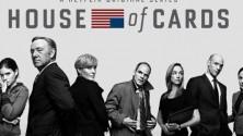 سلسلة House of Cards تشرع في البث لموسمها الثالث