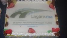 لاڭار.ما، أول محطة طرقية مغربية إلكترونية، تحتفل بعيد ميلادها الأول