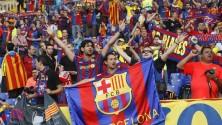 تعلم أنك مشجع لنادي برشلونة عندما…