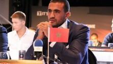 بدر هاري يفوز بجائزة أفضل رياضي في المغرب