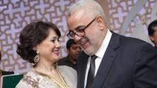 بنكيران يتغزل بنهاد الصنهاجي أمام أنظار زوجته في حفل تميز المرأة المغربية