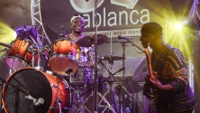 بالصور.. ملوك الإيقاعات يتحفون عشاق الجاز في مهرجان جازابلانكا