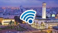الدار البيضاء تستفيد من خدمة الويفي المجاني