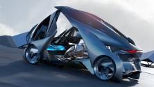 شيفروليه تعلن عن سيارتها المستقبلية بدون سائق