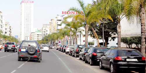stationnement-Bd-Massira-Twin-Casablanca--(2013-12-09)