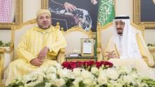 ملك السعودية يقيل رئيس البروتوكول لصفعه صحفيا أمام الملك محمد السادس
