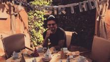 هكذا احتفل ديفيد بيكهام بعيد ميلاده في مراكش