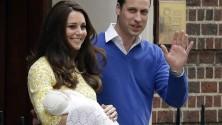 الأميرة كيت ميدلتون تضع مولودة (صور)