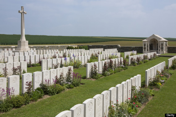 British War Cemetery - La Somme - France