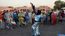 حوار مع سعيد، 'راقصة' بساحة جامع الفنا في مراكش