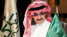 الأمير الوليد بن طلال يتبرع بكامل ثروتـه لأجل الأعمال الخيرية