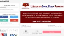 عائلة الويب المغربية تبرز كرمها في مبادرة #100_درهم_باش_يقراو
