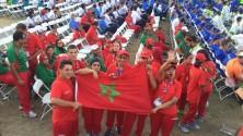 تتويج 36 رياضيا مغربيا من ذوي الإعاقة ذهنية في الألعاب العالمية الصيفية المقامة بلوس أنجلوس