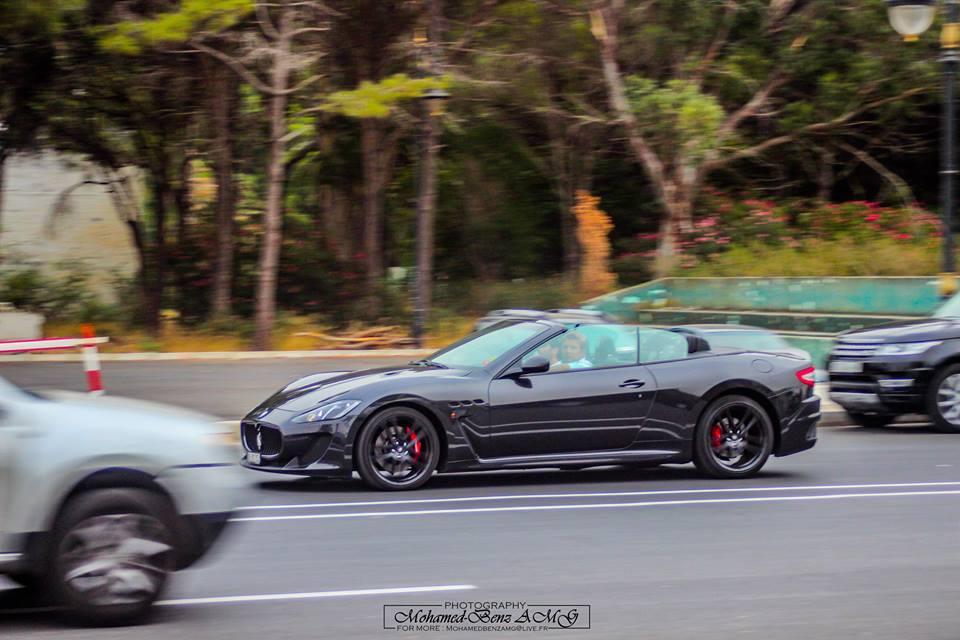 2014 Maserati Grancabrio MC Stradale