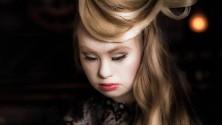رغم إعاقتها، عارضة الأزياء مادلين ستكون حاضرة في أسبوع الموضة بنيويورك