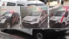 سيارات الشرطة المغربية بحلة جديدة