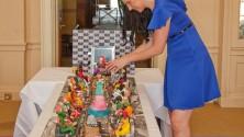 عائلة إماراتية تشتري كعكة عيلاد ميلاد ب75 مليون دولار… إعرف بماذا صنعت
