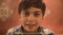 رسالة الطفل السوري حيدر إلى كل المغاربة بعد السماح له بدخول المملكة