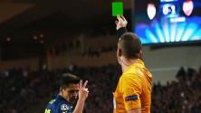 البطاقة الخضراء تدخل غمار كرة القدم الإيطالية بصفة رسمية