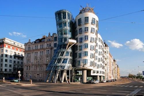 2. Dancing House, Prague