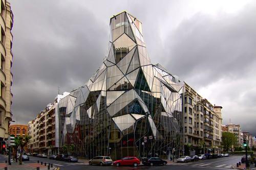 7. Basque Health Department Headquarters, Bilbao