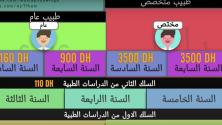 أجي تفهم: مشكل الطلبة الأطباء في المغرب