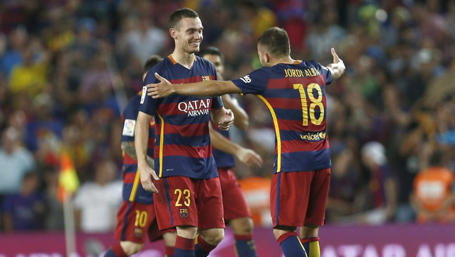 Thomas Vermaelen, Sergi Roberto step up as Barcelona's best signings