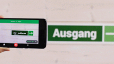 جوجل تضيف اللغة العربية إلى تطبيق الترجمة البصرية الفورية الخاص بها