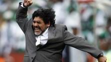 مارادونا على رأس لائحة من نجوم الكرة العالميين للاحتفال بالذكرى ال40 للمسيرة الخضراء بالعيون