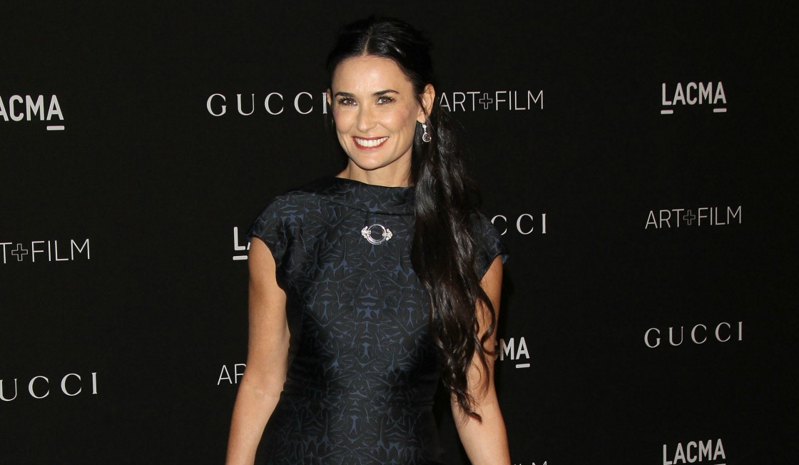 1° Demi Moore (53 ans)