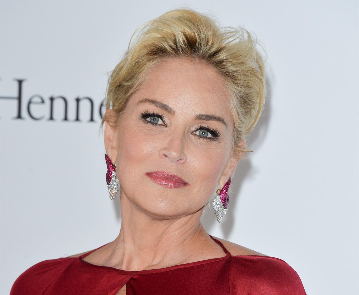 2° Sharon Stone (57 ans)