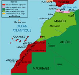 Marrocoprotectorate