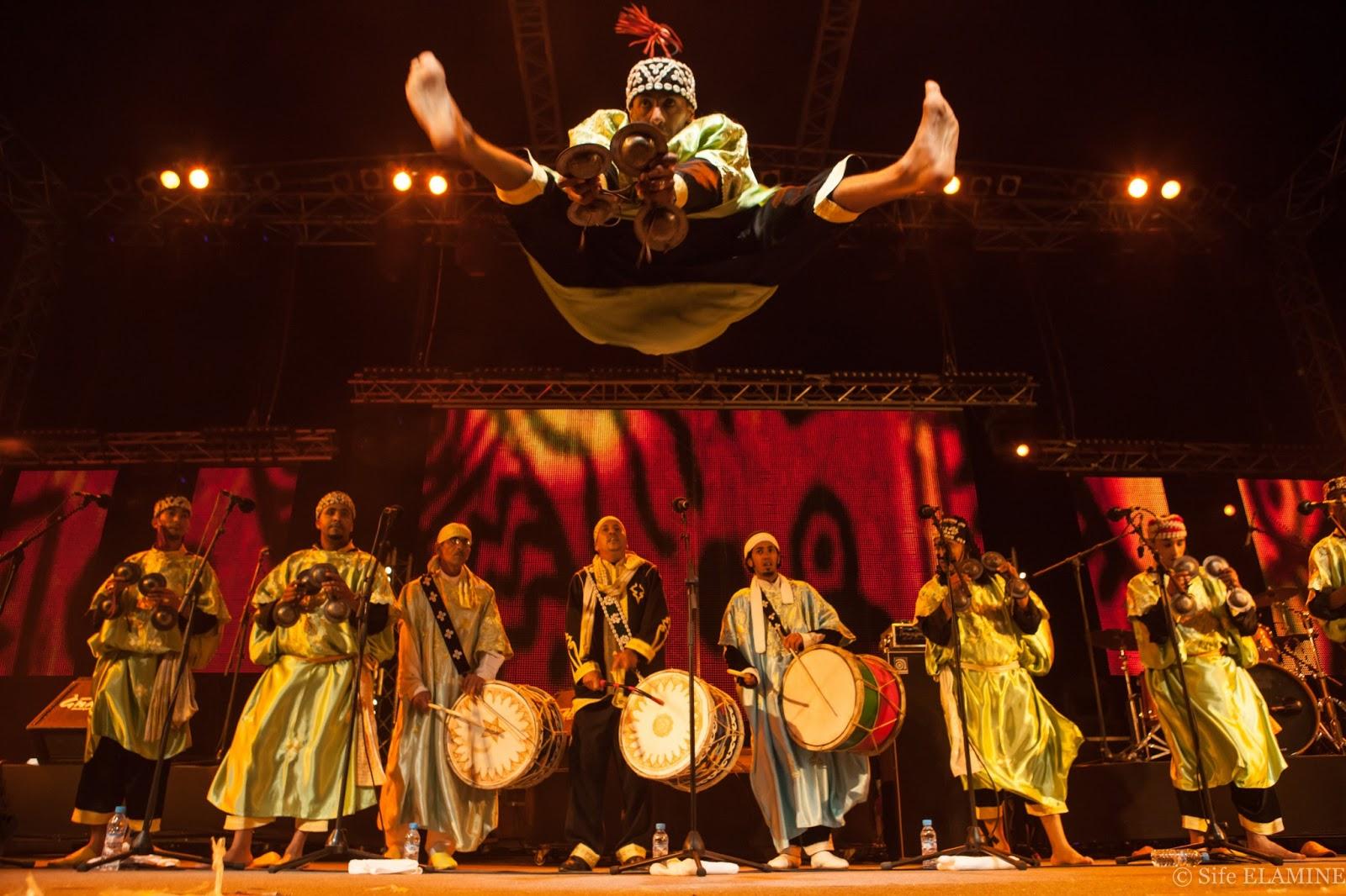 مهرجان كناوا وموسيقا العالم