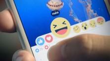 إلى جانب 'Like'، فيس بوك يطلق أزرار تفاعل جديدة