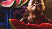 18 صورة تلخص مفهوم السعادة عبر العالم
