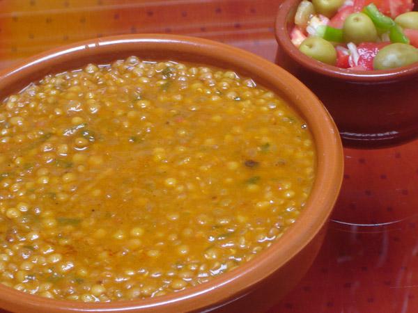 lentilles-à-la-marocaine