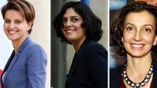 نجاة ومريم وأودري: 3 وزيرات مغربيات في الحكومة الفرنسية الجديدة