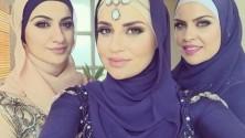 17 إطلالة أنيقة بالحجاب خاصة بالمناسبات