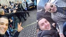 بالصور، زيارة الملك محمد السادس، محبوب الجماهير، لأمستردام