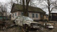 11 صورة للمصورة الإسبانية Quintina Valero لأوكرانيين اختاروا البقاء بمدينة الموت تشرنوبل