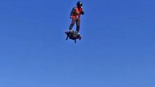 اكتشفوا 'Flyboard Air'، الاختراع الذي سيمكن الإنسان من التحليق في السماء أخيرا