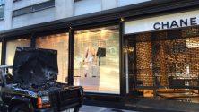 سرقة 'هوليودية' لمتجر شانيل الشهير بباريس