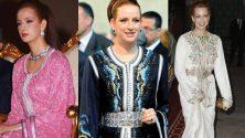 10 مرات أعطتنا فيها الأميرة لالة سلمى دروسا في الأناقة والأزياء
