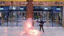 بالفيديو، تفجير في مركز تجاري بمدينة مانشستر بإنجلترا… الإسلام مجددا