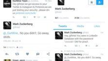 مارك زكربرغ يقع ضحية اختراق حسابات وهذه كلمة السر التي يستعملها…