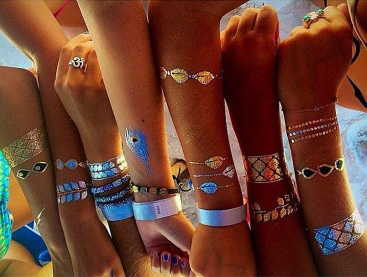 New-Arrival-Fashion-flash-tattoo-Women-s-harajuku-tattoo-Summer-Style-temporary-tattoo-Hot-Sale