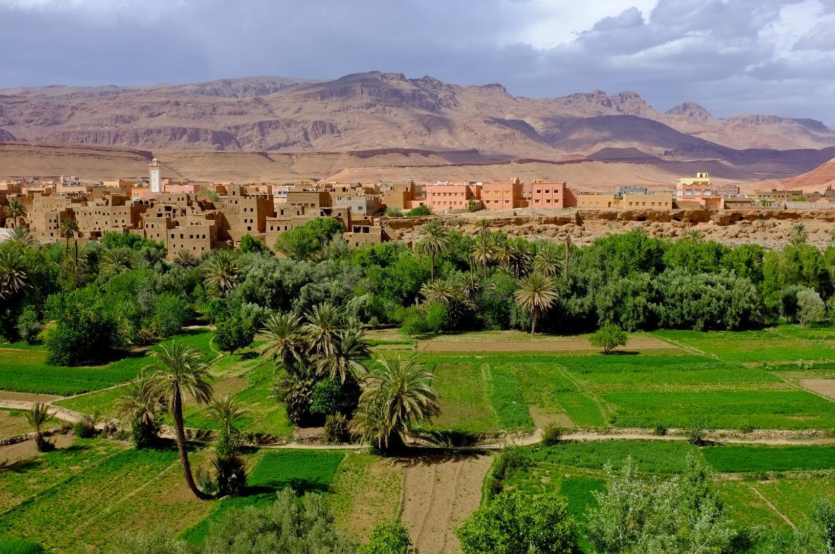 Plaquette Maroc 2012