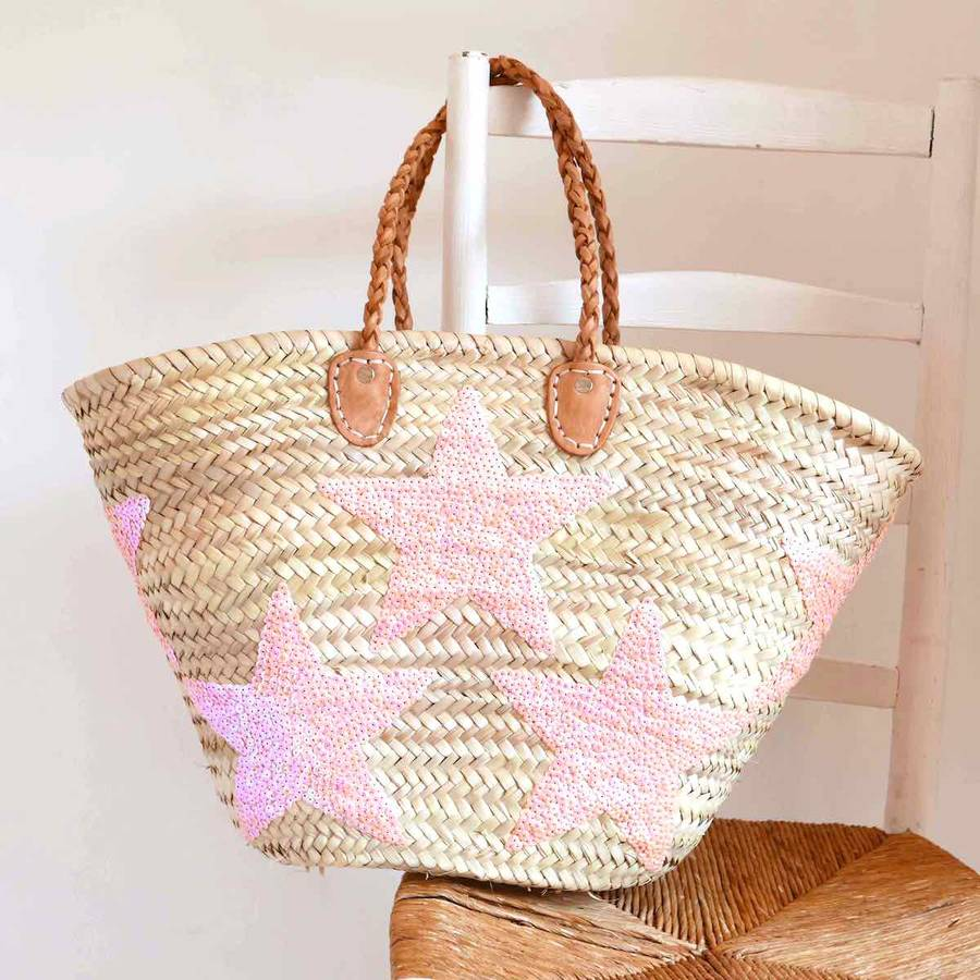 original_multi-pink-sequin-stars-moroccan-basket