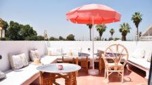 المقاهي التي ننصحكم بزيارتها في مدينة مراكش